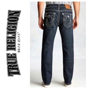LIKE NEW True Religion Ricky Super T straight jean